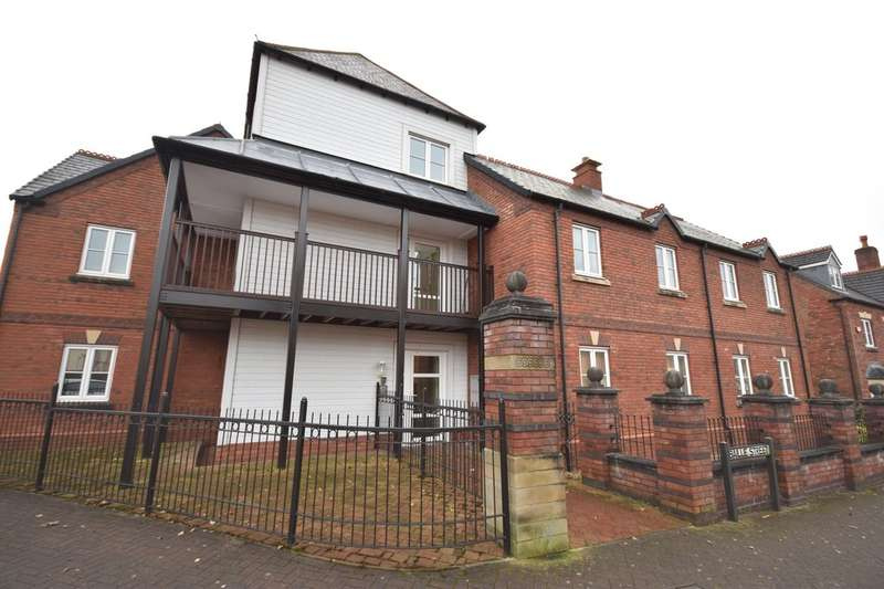 2 Bedrooms Flat for sale in Baillie Street, Fulwood