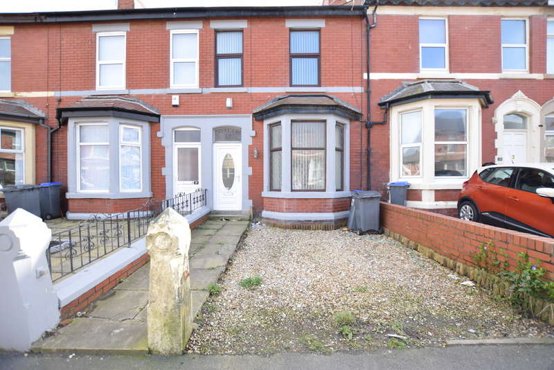 3 Bedrooms Terraced House for sale in Ashburton Road, Blackpool