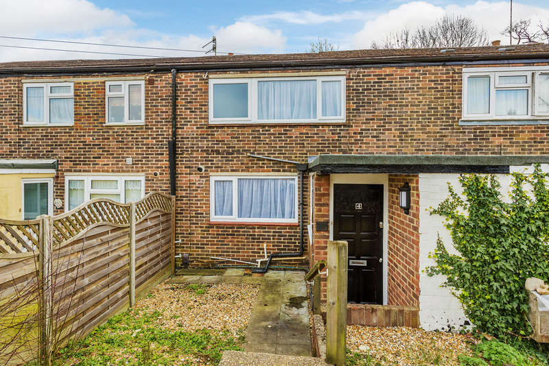 2 Bedrooms Terraced House for sale in Park View Close, Edenbridge, TN8