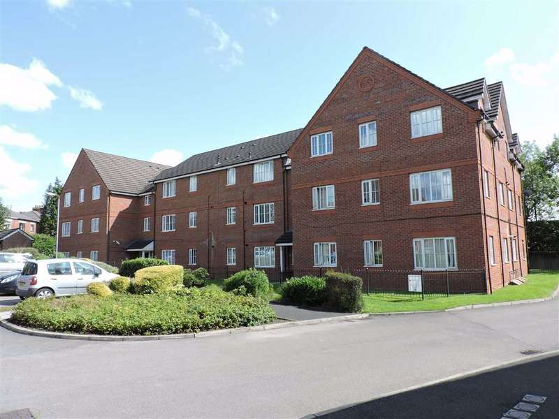 1 Bedroom Flat for sale in 6 Lloyd Road, Manchester