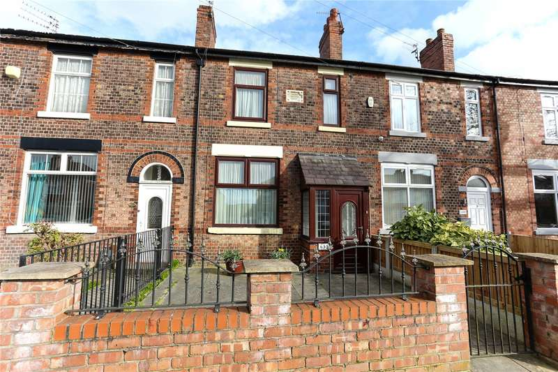 2 Bedrooms Terraced House for sale in Burnage Lane, Heaton Mersey/Burnage, Manchester, M19