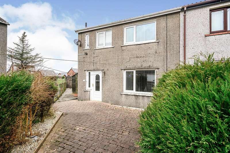 3 Bedrooms Property for sale in Hopedene, Cleator Moor, CA25