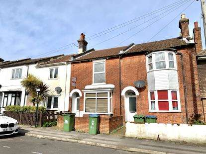 3 Bedrooms Terraced House for sale in Inner Avenue, Southampton, Hampshire