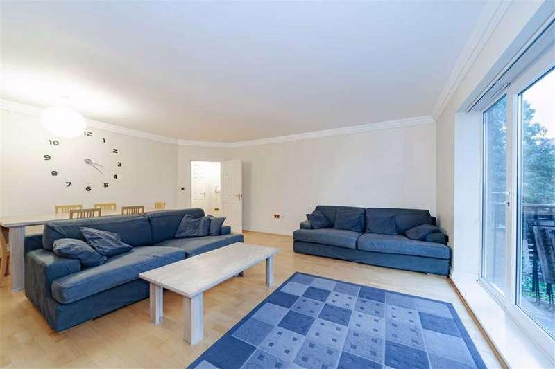 2 Bedrooms Flat for sale in Hoptree Court, Woodside Park, London, N12