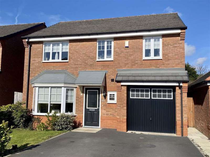 4 Bedrooms Detached House for sale in Buttercup Way, Warton