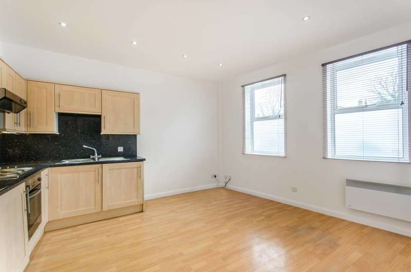 Studio Flat for sale in Station Terrace, Kensal Rise, NW10