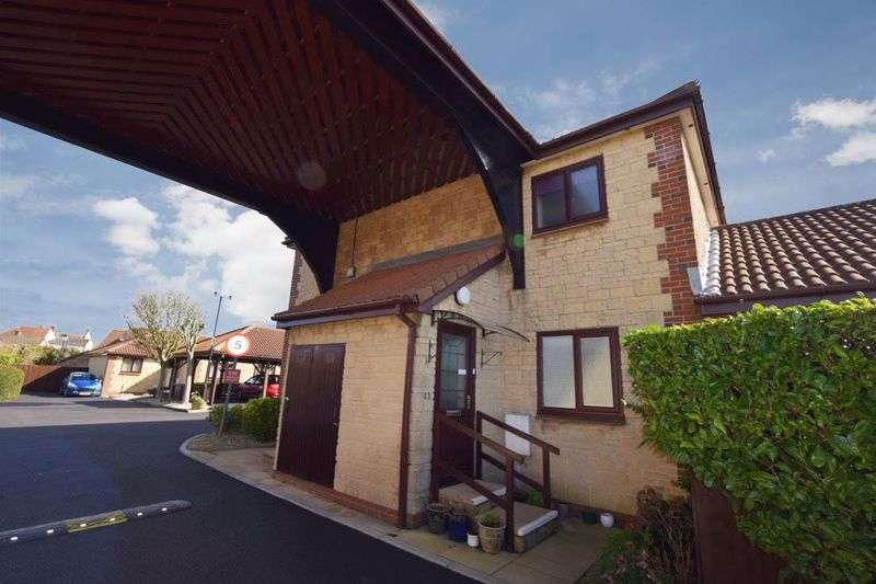 2 Bedrooms Property for sale in Kingshill Gardens, Bristol, BS48 2SS