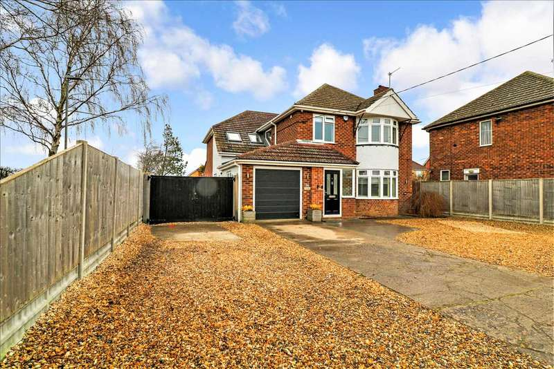 5 Bedrooms Detached House for sale in Station Road, Waddington, Waddington, Lincoln