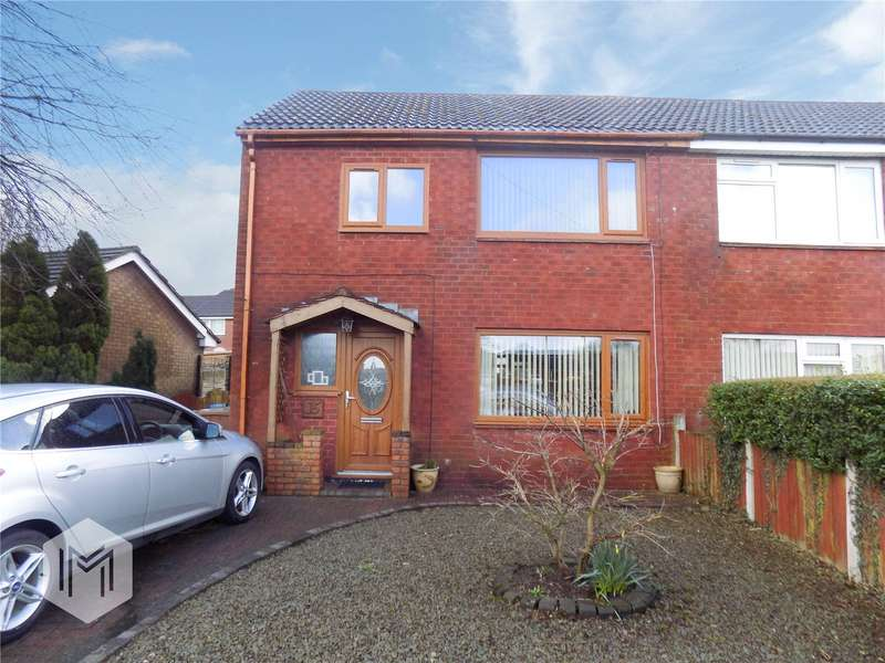 3 Bedrooms Semi Detached House for sale in The Heys, Coppull, Chorley, Lancashire, PR7