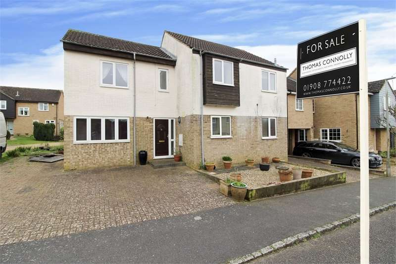 5 Bedrooms Detached House for sale in Carters Close, Sherington, NEWPORT PAGNELL, Buckinghamshire