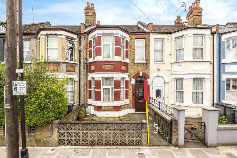 3 Bedrooms House for sale in Roseberry Gardens, London, N4
