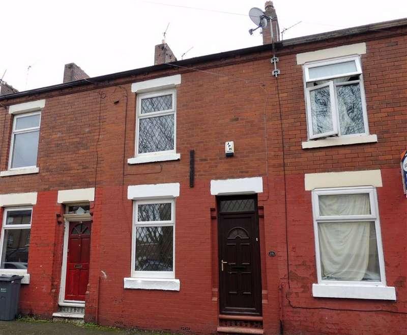 2 Bedrooms House for sale in Great Jones Street, West Gorton, Manchester