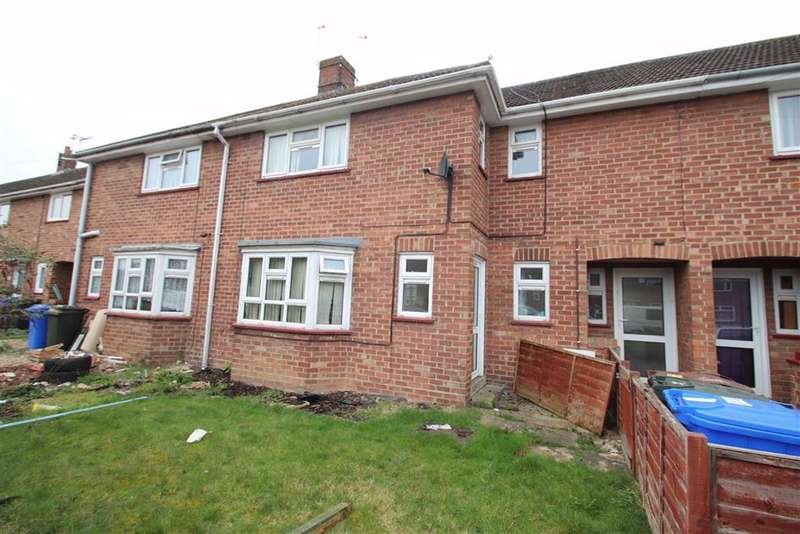 3 Bedrooms Terraced House for sale in Elizabeth Road, Boston