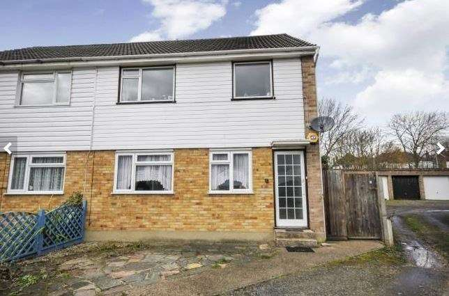 2 Bedrooms Maisonette Flat for sale in Studley Court, Sidcup, DA14