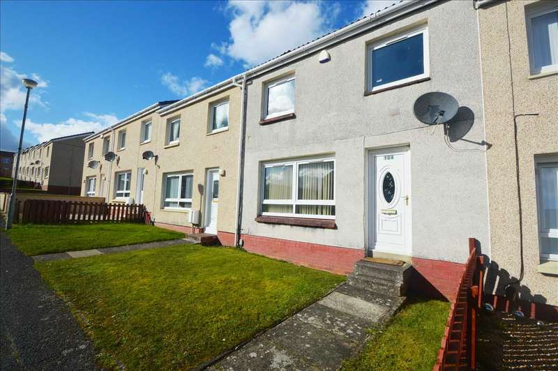 3 Bedrooms Terraced House for sale in Balfour Wynd, Larkhall