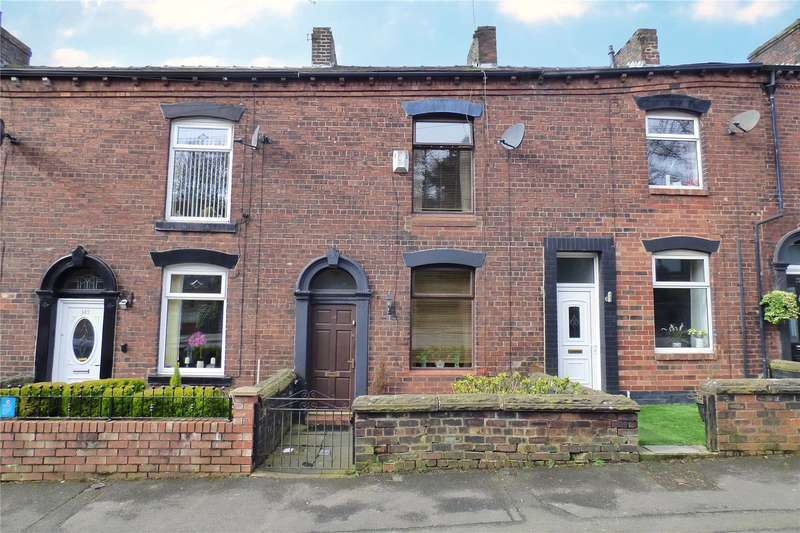 2 Bedrooms Terraced House for sale in Stamford Road, Lees, Oldham, Greater Manchester, OL4