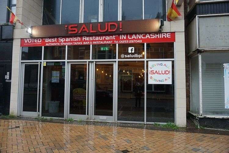 Property for sale in Queen Street, Blackpool