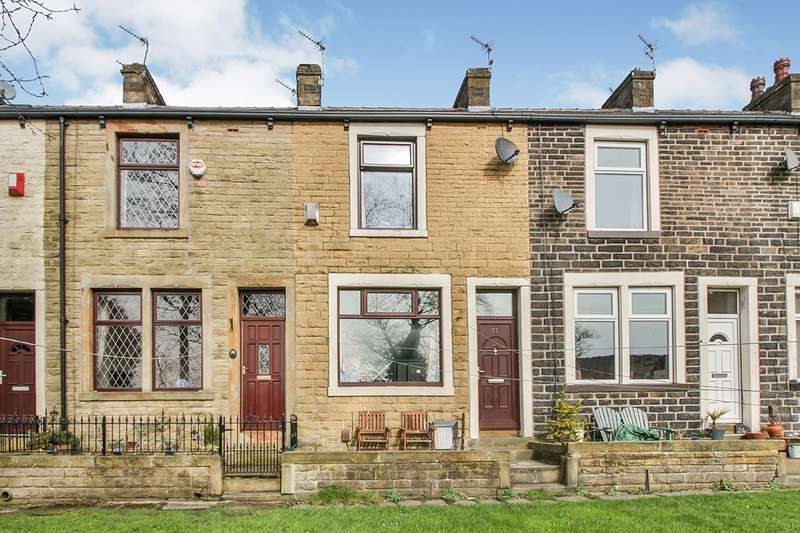 2 Bedrooms House for sale in Gilbert Street, Burnley, Lancashire, BB10