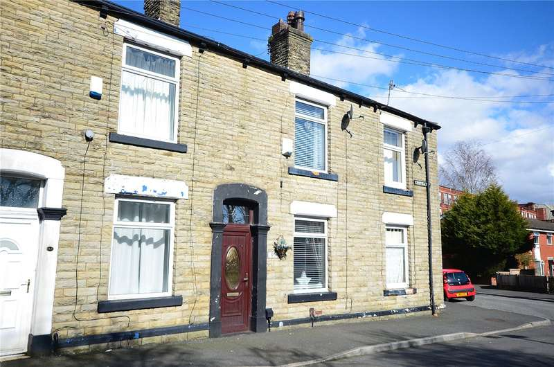 2 Bedrooms Terraced House for sale in Crossley Street, Shaw, Oldham, Greater Manchester, OL2