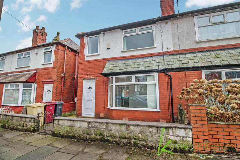 3 Bedrooms Semi Detached House for sale in Rowsley Avenue, Bolton