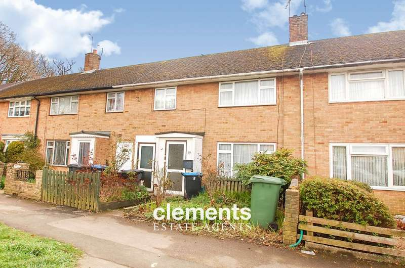 3 Bedrooms Terraced House for sale in Warners End, Hemel Hempstead