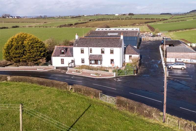 4 Bedrooms House for sale in Syke Farmhouse, Lot 1, Bogend Toll, By Symington, South Ayrshire, KA1