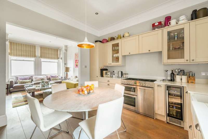 3 Bedrooms Flat for sale in Brewster Gardens, North Kensington, W10