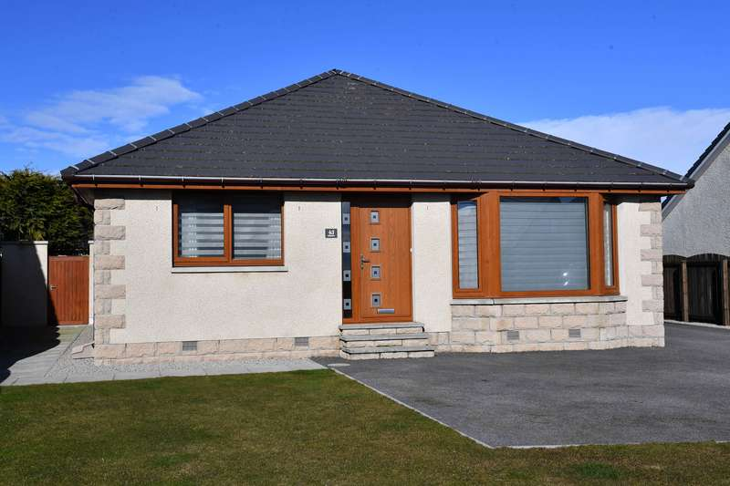 3 Bedrooms Bungalow for sale in Fraser Crescent, Inverallochy, AB43