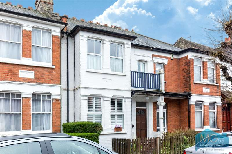 3 Bedrooms Terraced House for sale in Fallow Court Avenue, North Finchley, London, N12