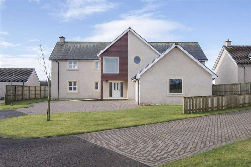 5 Bedrooms Detached House for sale in The Stackyard, Newbigging Farm, Fossoway