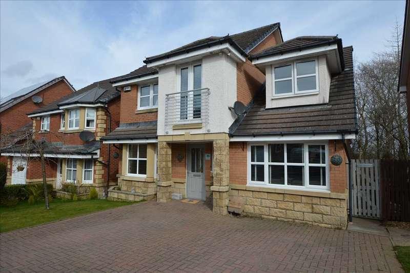 5 Bedrooms Detached House for sale in Skylands Rise, Hamilton