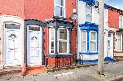 2 Bedrooms Terraced House for sale in MacDonald Street, Wavertree, Liverpool, Merseyside, L15