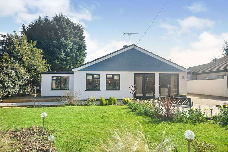 3 Bedrooms Detached Bungalow for sale in Park Avenue, Broadstairs, CT10
