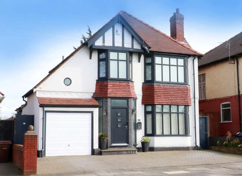 4 Bedrooms Detached House for sale in Southport Road, Bootle, Merseyside, L20