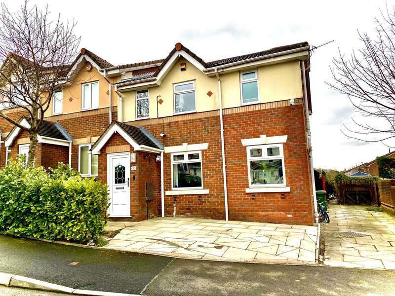 3 Bedrooms Town House for sale in Leywell Drive, Moorside