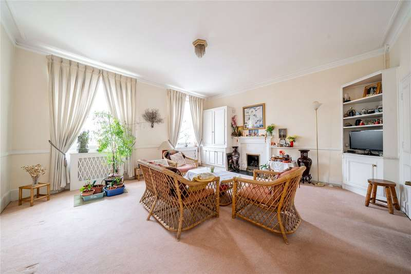 3 Bedrooms Flat for sale in Clarendon Gardens, Maida Vale, London, W9