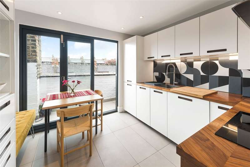 2 Bedrooms Flat for sale in Queenstown Road, Battersea, London, SW8