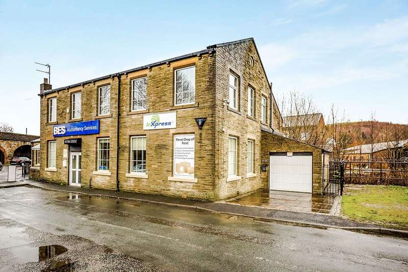 3 Bedrooms Apartment Flat for sale in The Canal Wharf, Canal Street, Littleborough, Greater Manchester, OL15