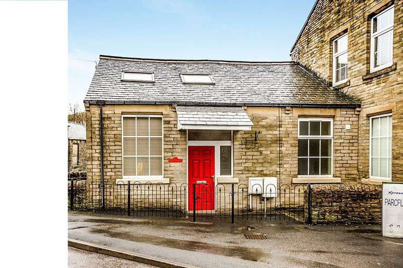 1 Bedroom End Of Terrace House for sale in 1 The Canal Wharf, Canal Street, Littleborough, Lancashire, OL15