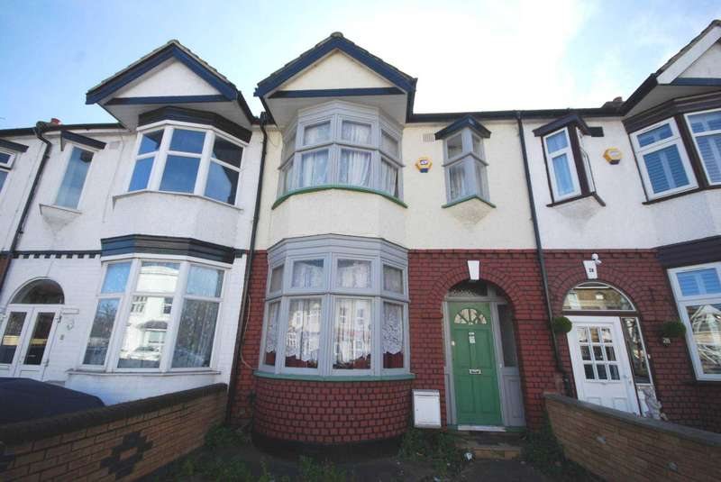 3 Bedrooms House for sale in Church Road, Leyton