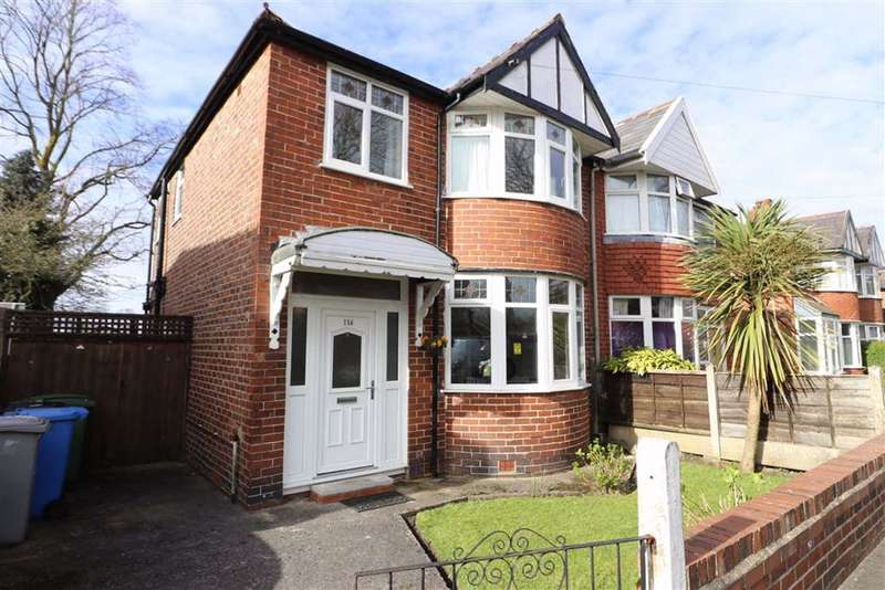 3 Bedrooms Semi Detached House for sale in Rye Bank Road, Firswood, Trafford, M16
