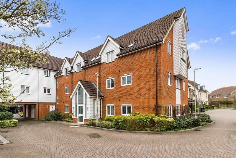 2 Bedrooms Apartment Flat for sale in Galloway Drive , Kennington, Ashford TN25