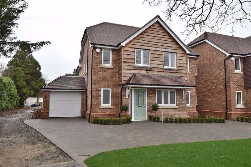4 Bedrooms Detached House for sale in Everton
