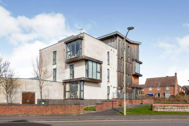 2 Bedrooms Flat for sale in Marnel Park, Basingstoke, Hampshire