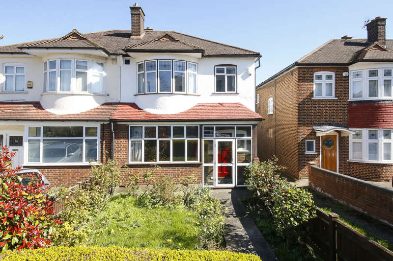 3 Bedrooms Semi Detached House for sale in Elder Road, West Norwood