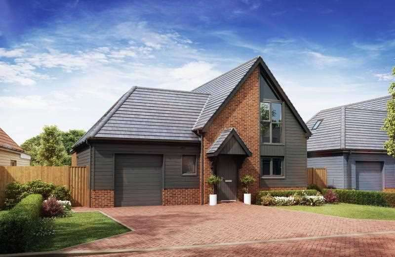 2 Bedrooms Detached House for sale in The Hampshire, (SHOWHOME AVAILABLE TO VIEW), Mulberry Place, Cockreed Lane, New Romney