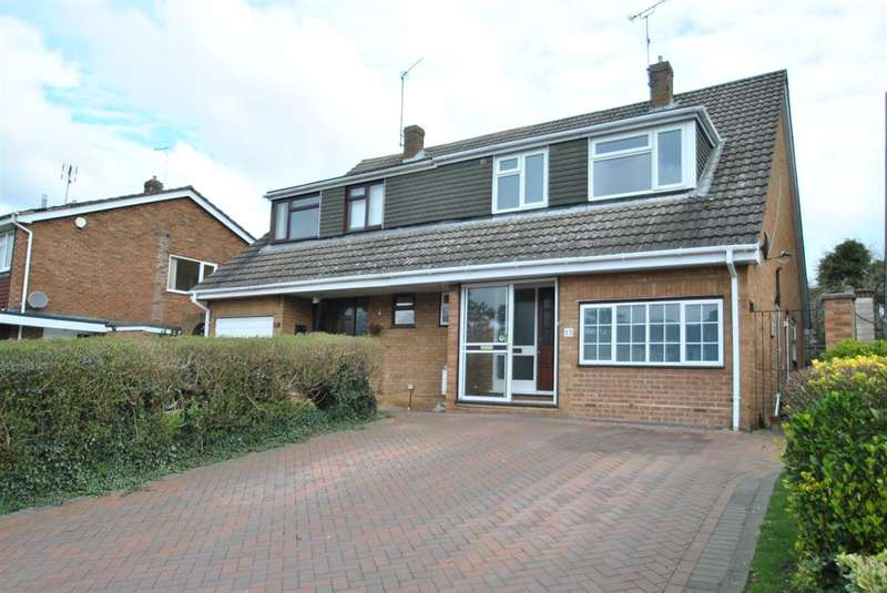 3 Bedrooms Semi Detached House for sale in Fairfield, Buntingford, SG9 9NT