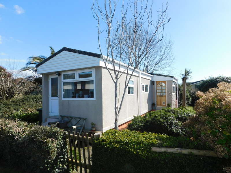 1 Bedroom Park Home Mobile Home for sale in Eastern Green , Penzance