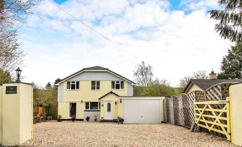 4 Bedrooms Detached House for sale in Yeoland Lane, Swimbridge, Barnstaple, EX32