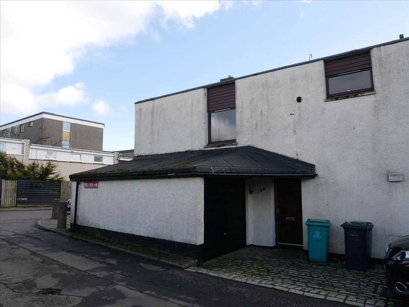 3 Bedrooms End Of Terrace House for sale in Glenhove Road, Cumbernauld